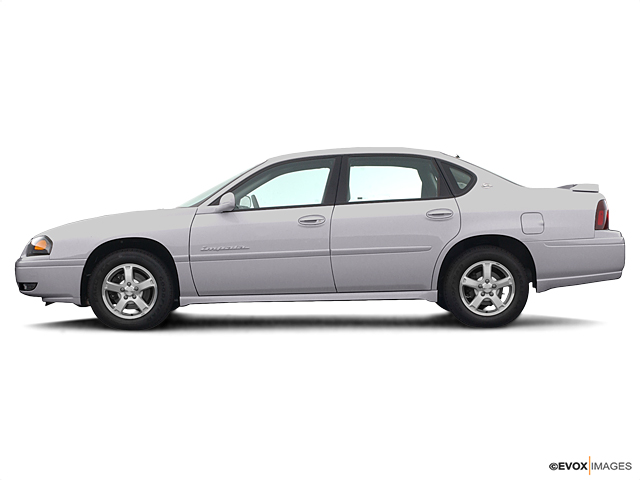 2005 Chevrolet Impala Vehicle Photo in San Angelo, TX 76901