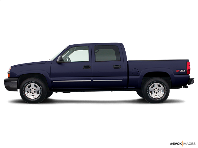 2005 Chevrolet Silverado 1500 Vehicle Photo in Vincennes, IN 47591