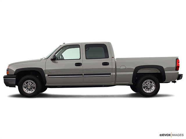 2005 Chevrolet Silverado 2500HD Vehicle Photo in Colorado Springs, CO 80905