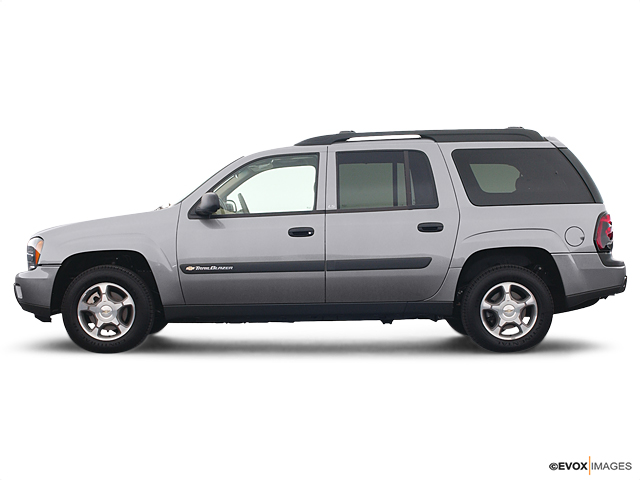 2005 Chevrolet TrailBlazer Vehicle Photo in San Angelo, TX 76903