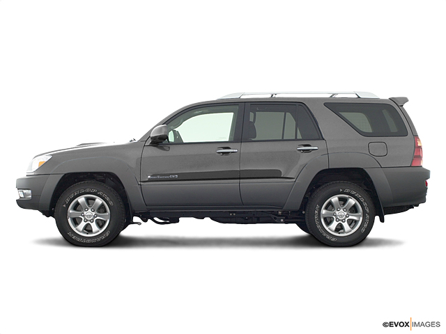 2005 Toyota 4Runner Vehicle Photo in Boonville, IN 47601