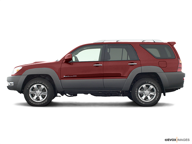 2005 Toyota 4Runner Vehicle Photo in San Leandro, CA 94577