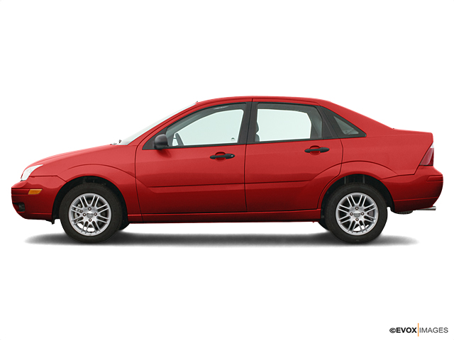 2005 Ford Focus Vehicle Photo in El Paso, TX 79936