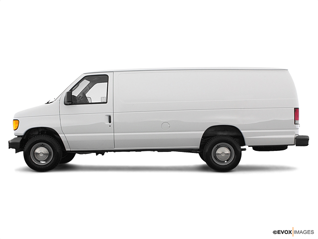 2005 Ford Econoline Cargo Van Vehicle Photo in South Portland, ME 04106