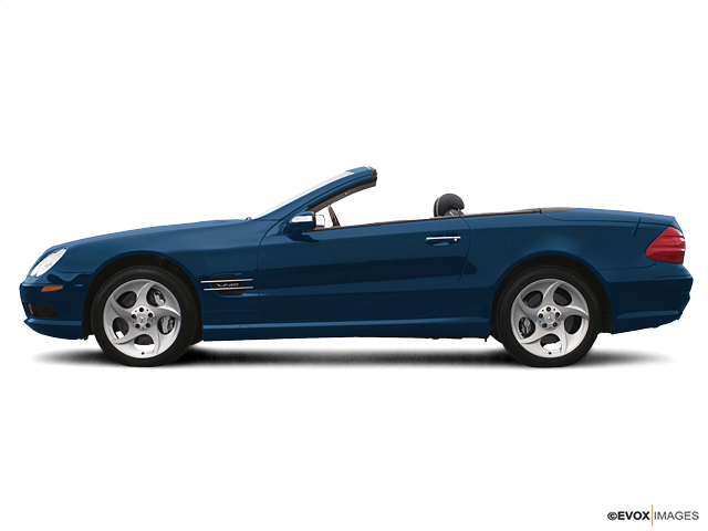 2005 Mercedes-Benz SL-Class Vehicle Photo in Honolulu, HI 96819