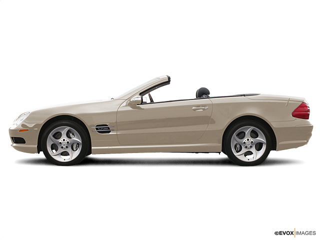 2005 Mercedes-Benz SL-Class Vehicle Photo in Buford, GA 30519