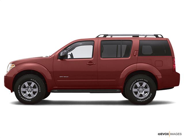 2005 Nissan Pathfinder Vehicle Photo in Mechanicsburg, PA 17055