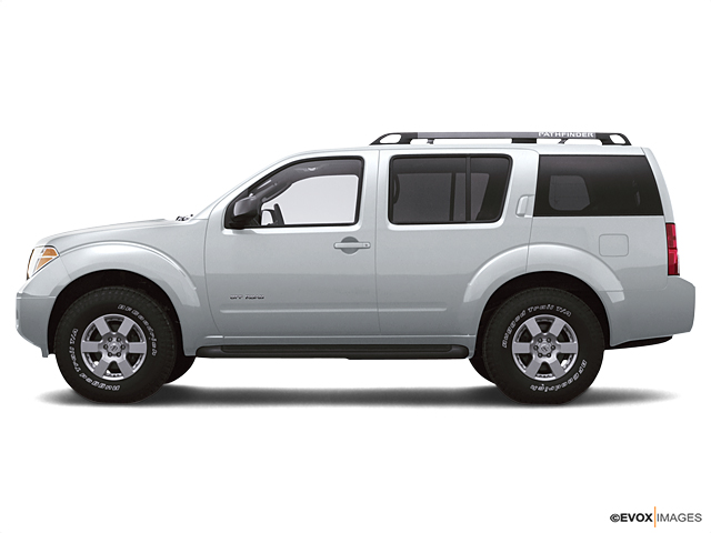 2005 Nissan Pathfinder Vehicle Photo in Rockville, MD 20852