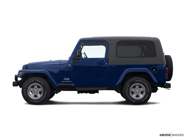 2005 Jeep Wrangler Vehicle Photo in Doylsetown, PA 18901