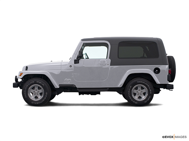 2005 Jeep Wrangler Vehicle Photo in Twin Falls, ID 83301
