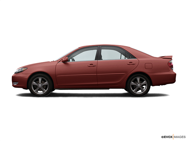 2005 Toyota Camry Vehicle Photo in Houston, TX 77090