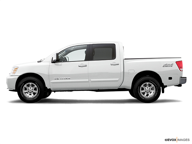 2005 Nissan Titan Vehicle Photo in San Angelo, TX 76903