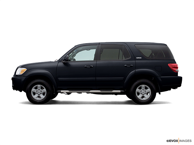 2005 Toyota Sequoia Vehicle Photo in Odessa, TX 79762