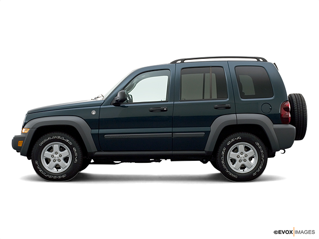 2005 Jeep Liberty Vehicle Photo in Greeley, CO 80634