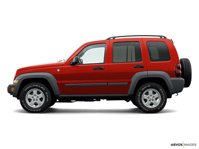 2005 Jeep Liberty Vehicle Photo in Owensboro, KY 42303