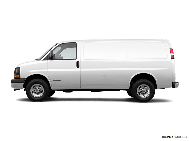 2005 Chevrolet Express Cargo Van Vehicle Photo in Redwood Falls, MN 56283