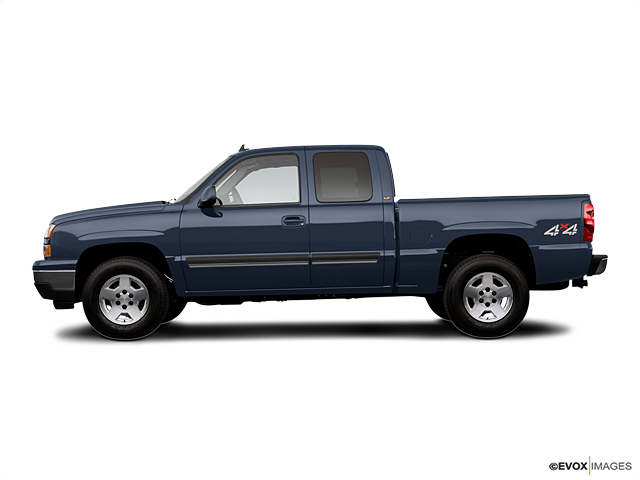 2006 Chevrolet Silverado 1500 Vehicle Photo in Manhattan, KS 66502