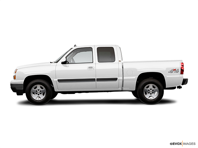 2006 Chevrolet Silverado 1500 Vehicle Photo in Vincennes, IN 47591