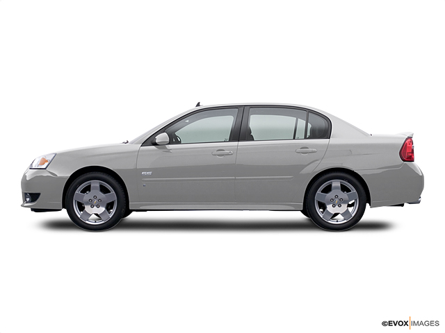 2006 Chevrolet Malibu Vehicle Photo in Redding, CA 96002