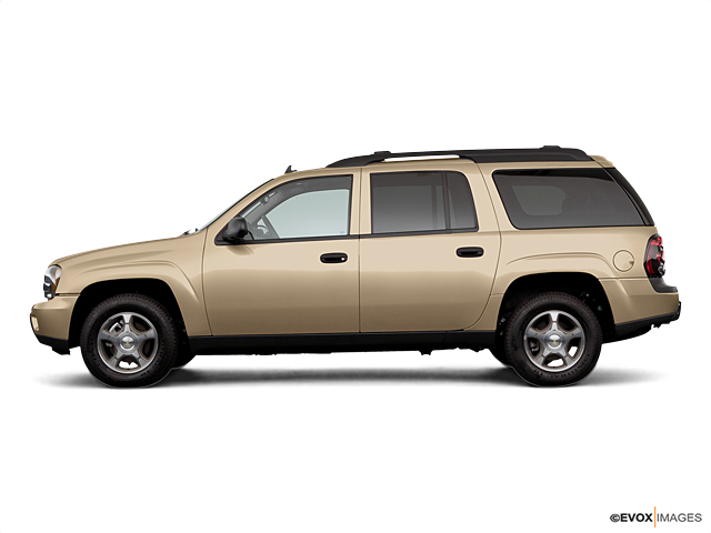 2006 Chevrolet TrailBlazer Vehicle Photo in Danville, KY 40422