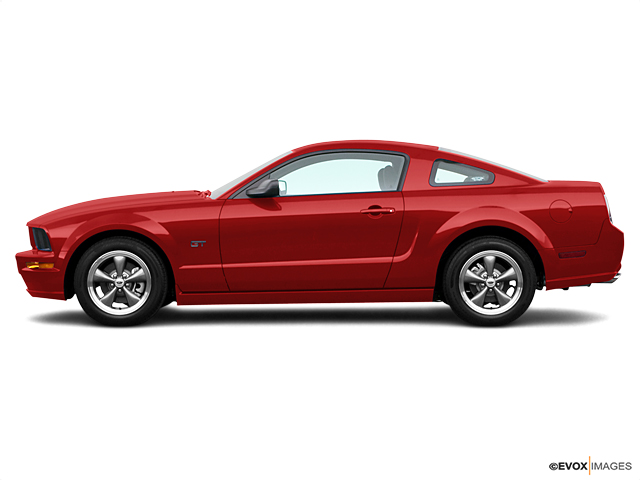 2006 Ford Mustang Vehicle Photo in Elyria, OH 44035