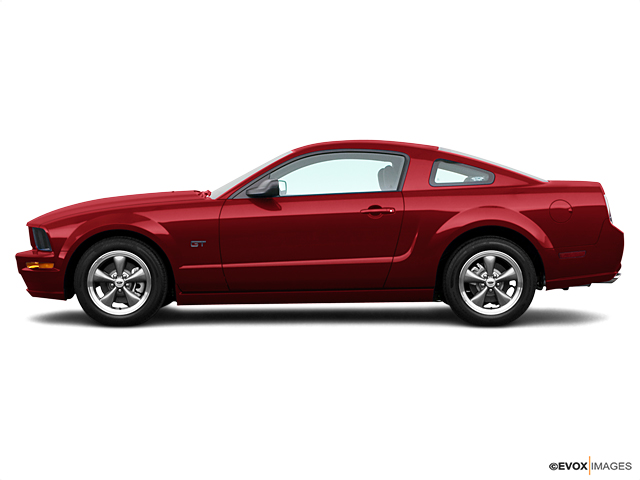 2006 Ford Mustang Vehicle Photo in Joliet, IL 60435