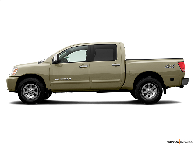 2006 Nissan Titan Vehicle Photo in San Angelo, TX 76901