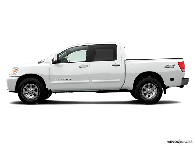 2006 Nissan Titan Vehicle Photo in Twin Falls, ID 83301