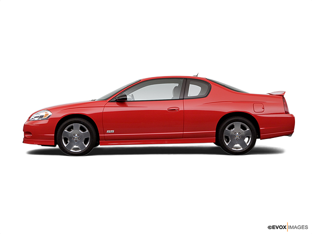 2006 Chevrolet Monte Carlo Vehicle Photo in Mansfield, OH 44906