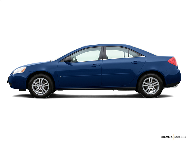 2006 Pontiac G6 Vehicle Photo in Boonville, IN 47601
