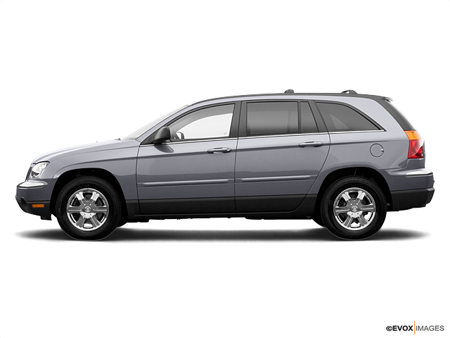 2006 Chrysler Pacifica Vehicle Photo in San Angelo, TX 76901