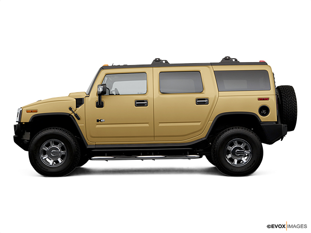2006 HUMMER H2 Vehicle Photo in Concord, NC 28027