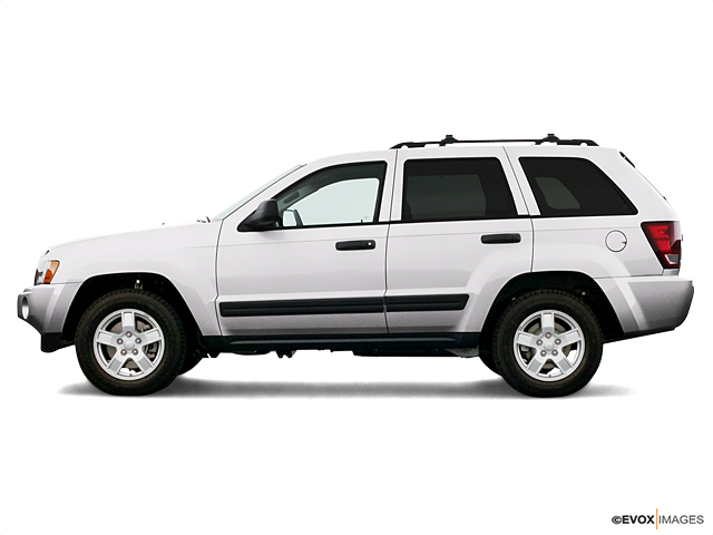 2006 Jeep Grand Cherokee Vehicle Photo in Gaffney, SC 29341