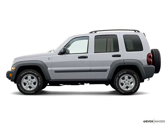 2006 Jeep Liberty Vehicle Photo in Spokane, WA 99207