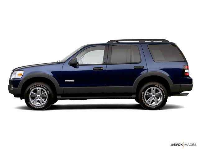 2006 Ford Explorer Vehicle Photo in Glenwood Springs, CO 81601