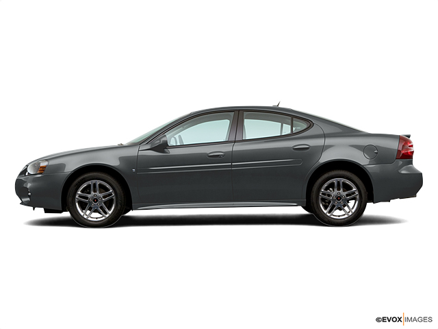 2006 Pontiac Grand Prix Vehicle Photo in Oklahoma City, OK 73114