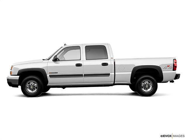 Chevrolet 1500 HD LT1