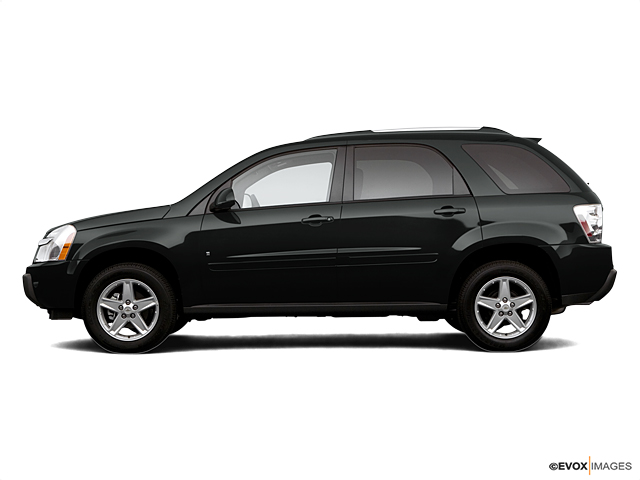 Used Black 2006 Chevrolet Equinox Suv For Sale In