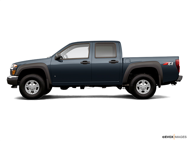 2006 Chevrolet Colorado Vehicle Photo in Oakdale, CA 95361