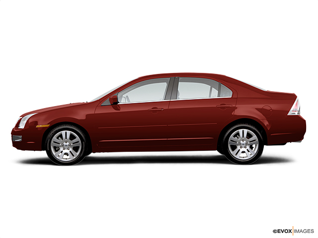 2006 Ford Fusion Vehicle Photo in Bloomington, IN 47403
