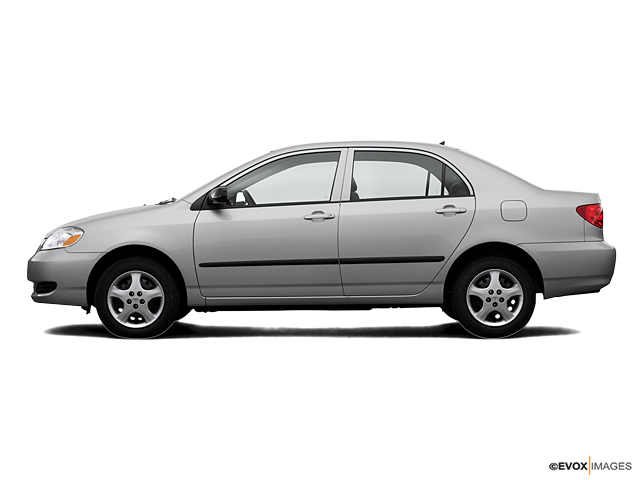 2006 Toyota Corolla Vehicle Photo in Nashville, TN 37203
