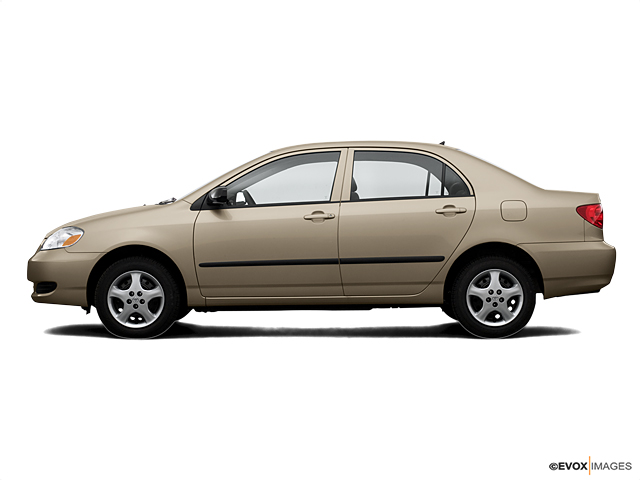 2006 Toyota Corolla Vehicle Photo in Ocala, FL 34474
