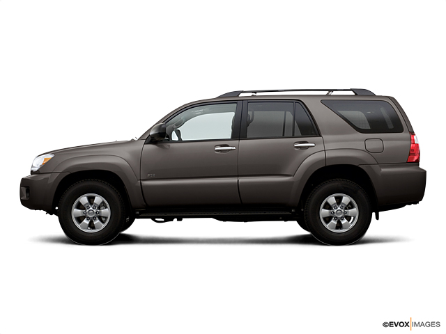 Used Suv 2006 Galactic Gray Mica Toyota 4runner Sr5 For