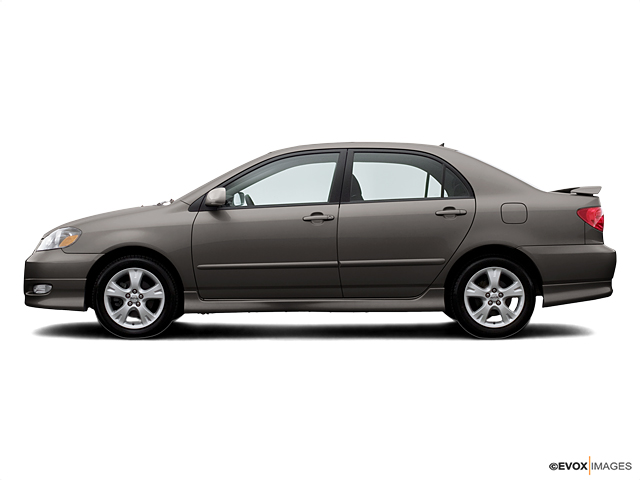 2006 Toyota Corolla Vehicle Photo in Trevose, PA 19053-4984