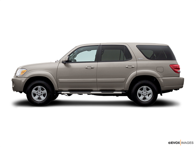 2006 Toyota Sequoia Vehicle Photo in Houston, TX 77546