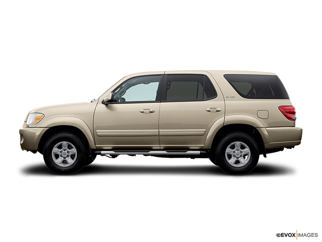 2006 Toyota Sequoia Vehicle Photo in Manassas, VA 20109