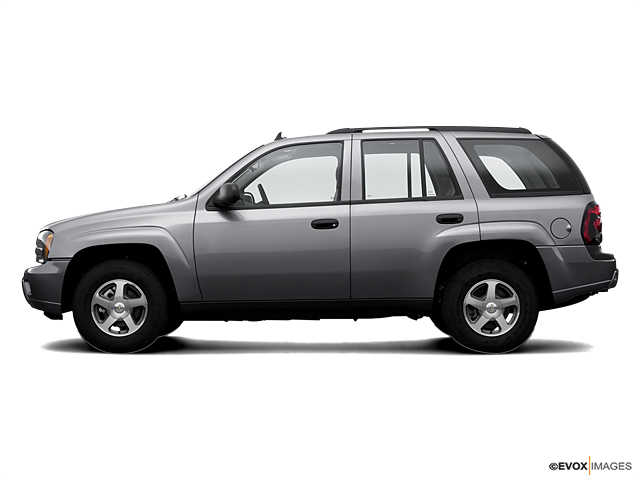 2006 Chevrolet TrailBlazer Vehicle Photo in Janesville, WI 53545