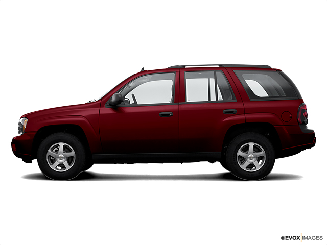 2006 Chevrolet TrailBlazer Vehicle Photo in Vincennes, IN 47591