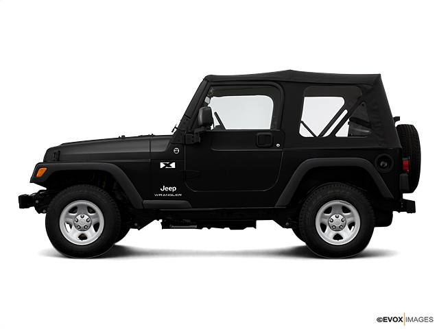 2006 Jeep Wrangler Vehicle Photo in Beaufort, SC 29906