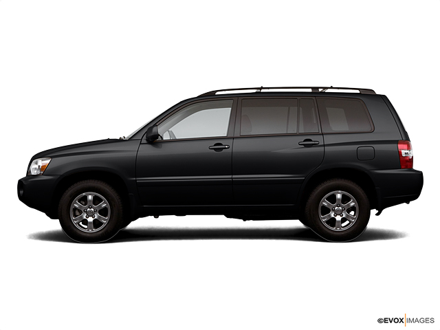 2006 Toyota Highlander Vehicle Photo in Oshkosh, WI 54904